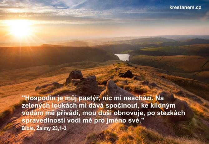 Hospodin je můj pastýř