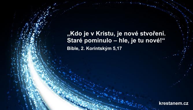 Kdo je v Kristu