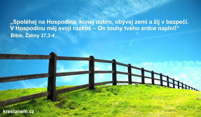 Spoléhej na Hospodina