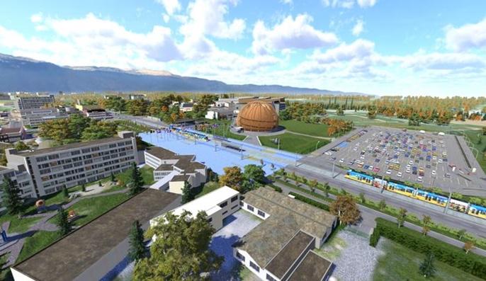 CERN - Ženeva